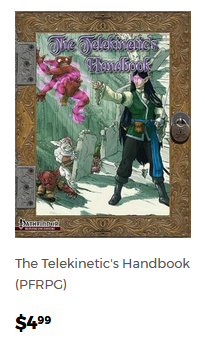 The Telekinetic's Handbook